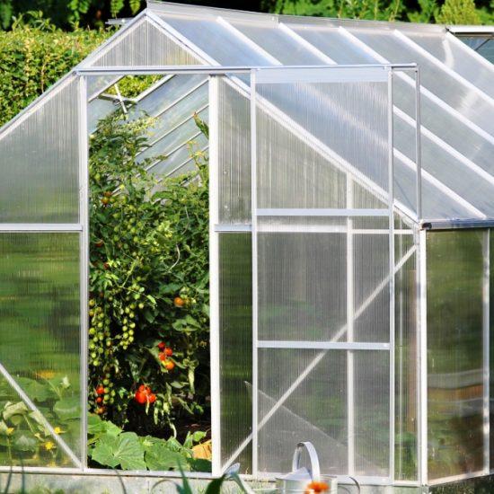 Acryl műanyag üvegházak (7)