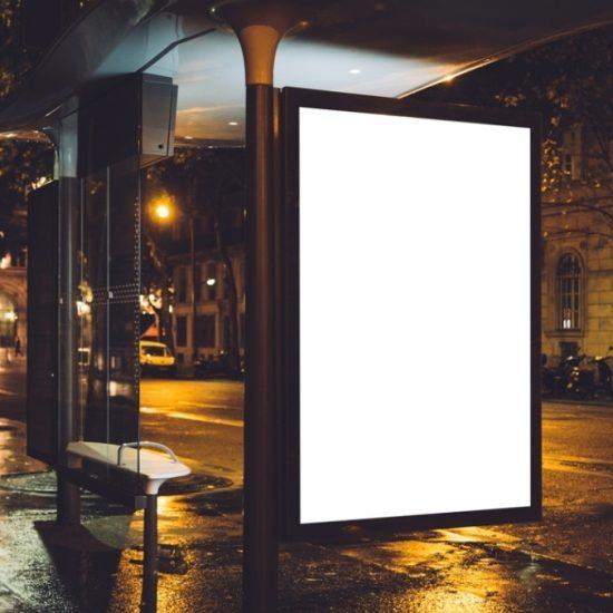 Acryl reklámtáblák (4)